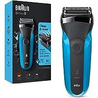 Braun Series 3 310 Afeitadora Eléctrica, Maquinilla Wet & Dry para Barba Hombre…