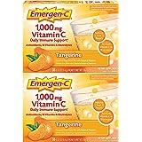 Emergen-C 1000mg Vitamin C Powder, with Antioxidants, B Vitamins and Electrolytes, Vitamin C Supplements for Immune…