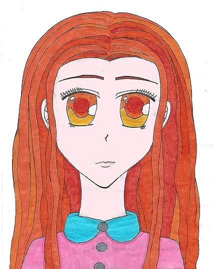 Apologise that, Anime girl orange hair authoritative point