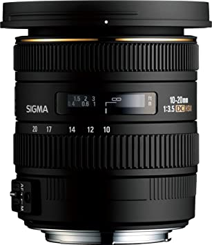 Review Sigma 10-20mm f/3.5 EX