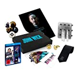 John Wick & John Wick: Kapitel 2  - Gentleman's Edition - Ultimate Fan Collection [Blu-ray]