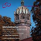 Mendelssohn: Symphony No.5 'Reformation';' Overtures: Calm Sea & Prosperous Voyage, Ruy Blas (SACD+Blu-ray)