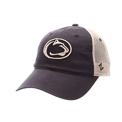 buy popular 3dd9d e8cb8 Image Unavailable. Image not available for. Color  Zephyr NCAA Penn State  Nittany Lions Men s University Relaxed Cap, Adjustable ...