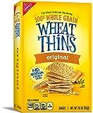 Wheat Thins Crackers (Original, 9.1-Ounce Box)