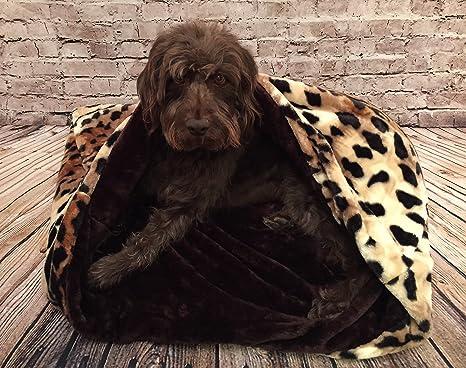 Snuggle Saco/Saco de Dormir/Mascotas Cama para Gatos o Perros por Pet Lynx