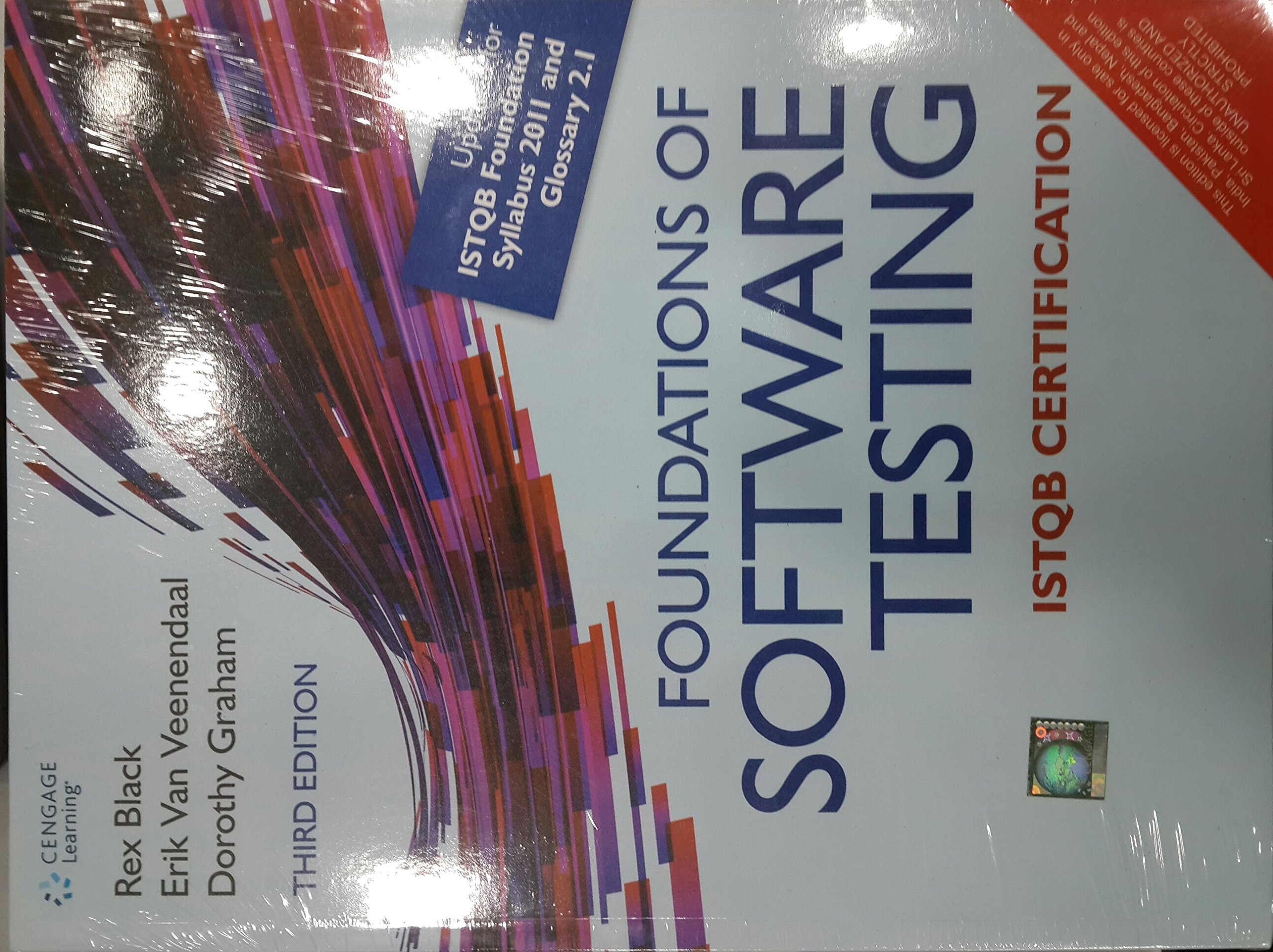 Foundations Of Software Testing Istqb Certification 3rd Ed