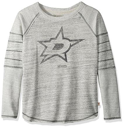 Small adidas NHL Edmonton Oilers Mens CCM 1/4 Zipccm 1/4 Zip Grey Heathered