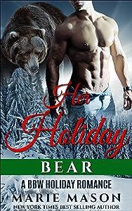 Her Holiday Bear (A BBW Paranormal Christmas Romance) (Holiday Bears Book 1)