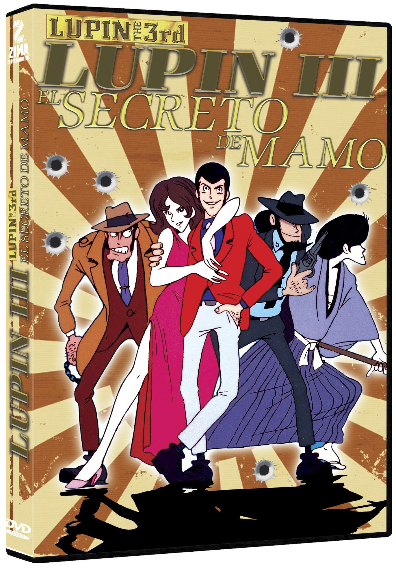 Download LUPIN THE 3RD THE SECRET OF MAMO PDF