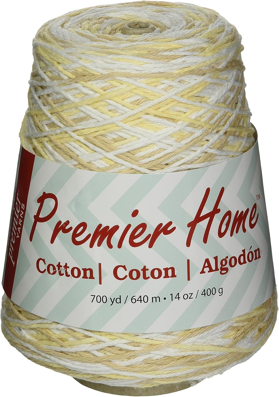 Premier Yarns 1032-13 Home Cotton Yarn - Multi Cone-Golden Oak
