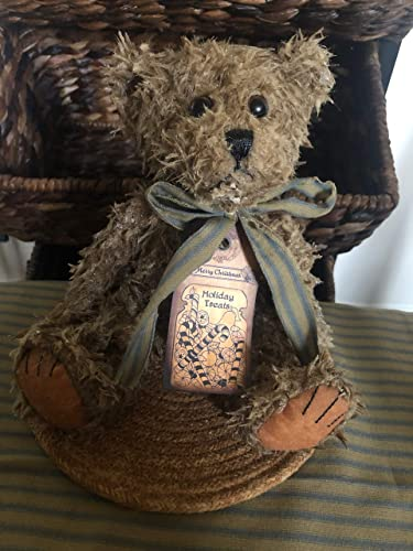 Handmade Tall Scented Primitive I LOVE GINGERBREAD Man Christmas  FREE SHIP