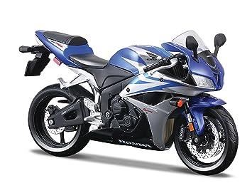 Buy Maisto Honda Cbr 600rr Bike Assembly Kit Blue Online At Low