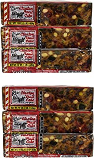 product image for Fruit Cake Boxed 3 - 1 lb Dark Recipe Claxton Fruitcake (48 Ounce (pack of 2))