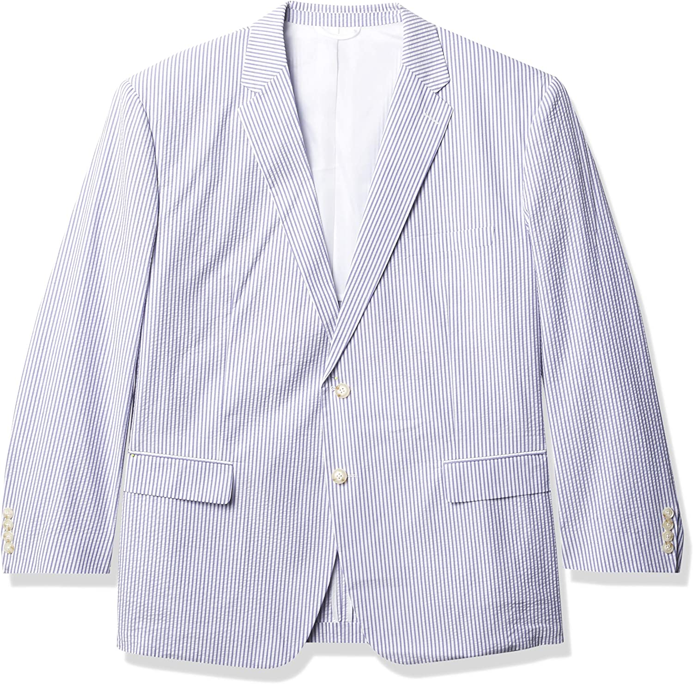 Palm Beach Men's Brock Seersucker Suit Separate Jacket at  Men's Clothing store