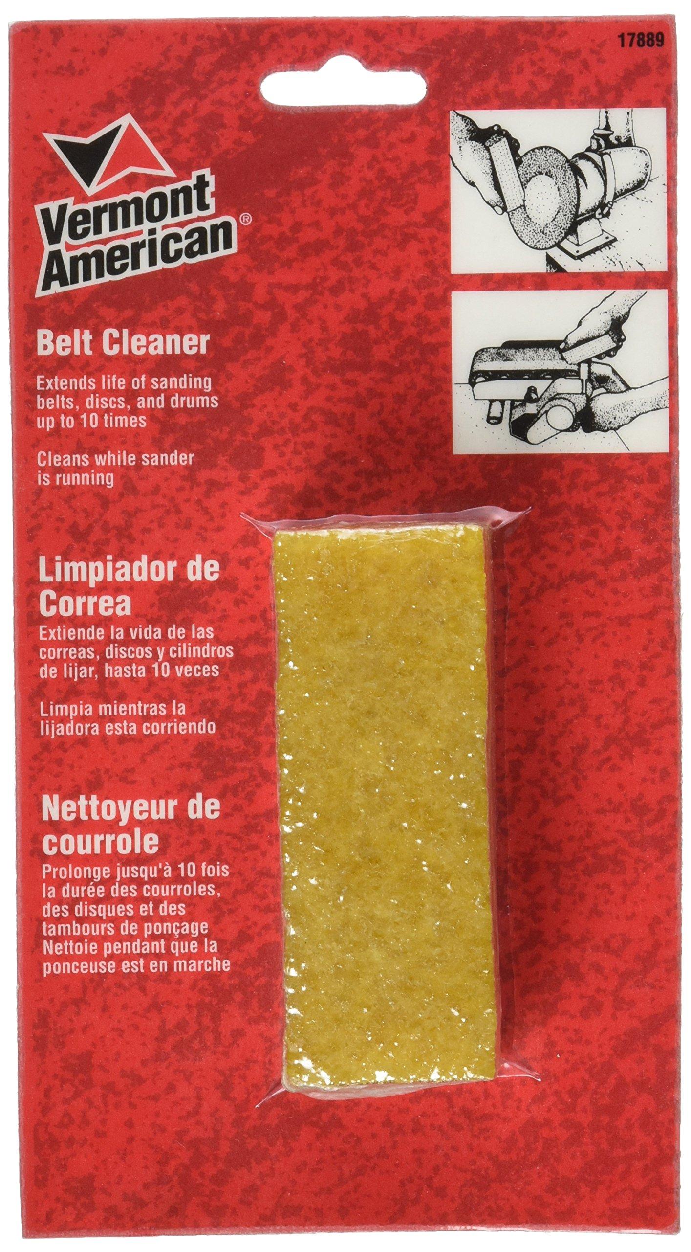 Vermont American 17889 Sanding Belt / Pad Cleaner