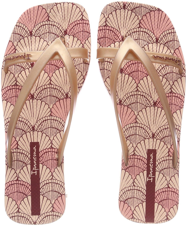 Ipanema Damen Fashion Kirey V Fem Zehentrenner  35/36 EU|Mehrfarbig (Light Pink/Pink)