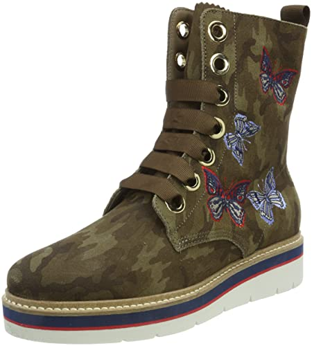 16ca0d2c9 Tommy Hilfiger Women s Lo M1285anon 3z Biker Boots  Amazon.co.uk ...