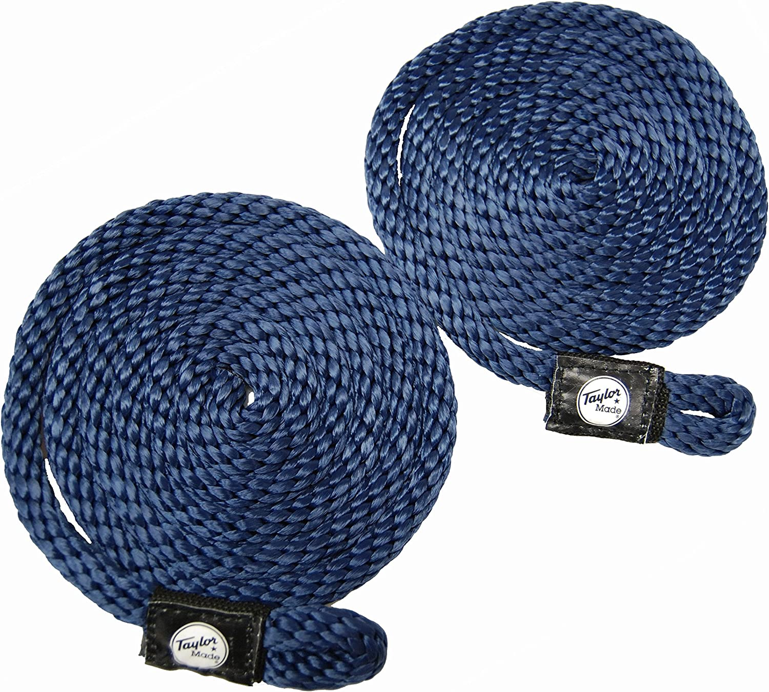 Braided Line with Loop 2 Pack 3//8 inch Diameter 6 Foot Length Fender Loc Taylor Made Products