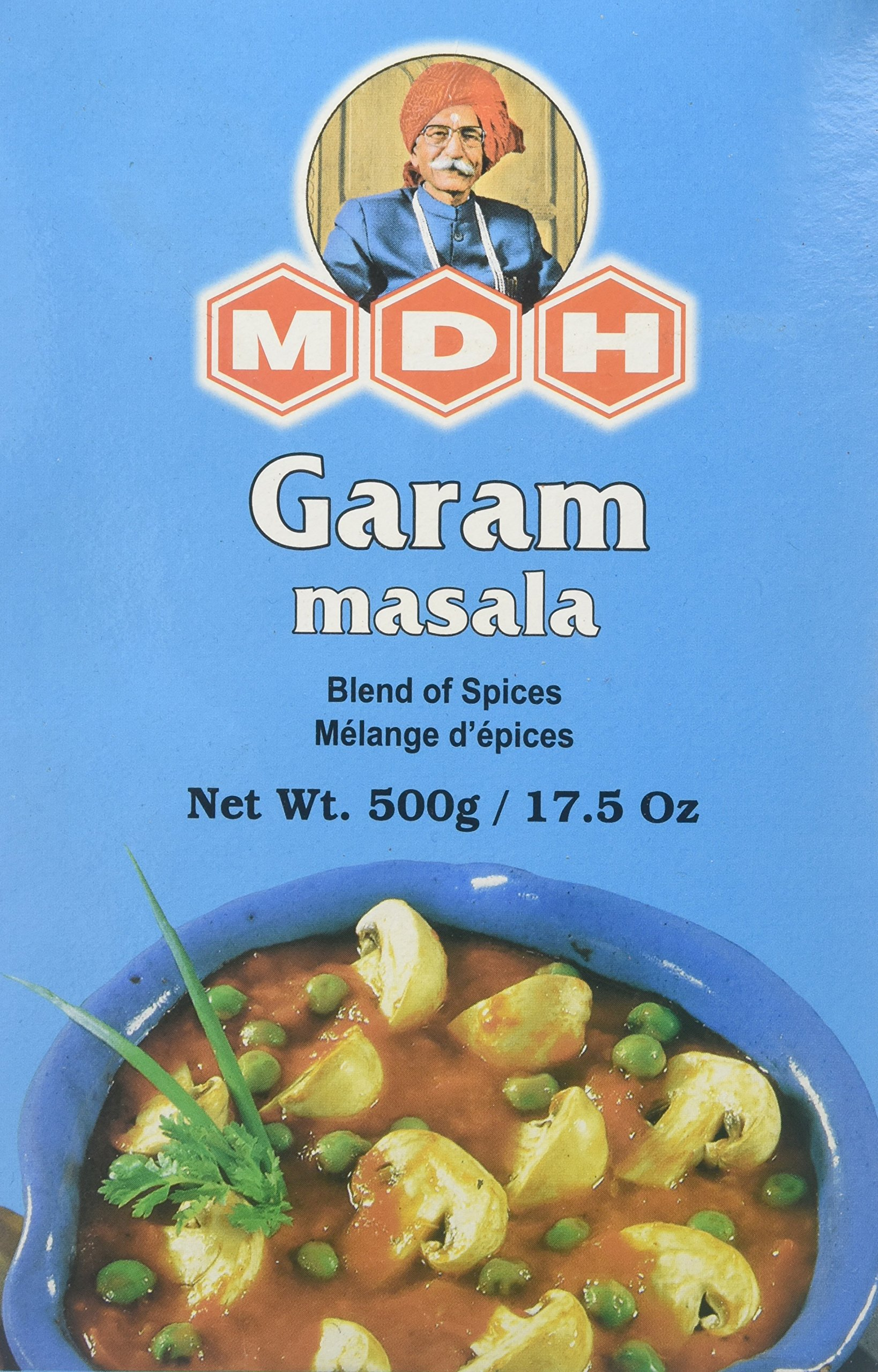 MDH, Garam Masala, 500 Grams(gm)