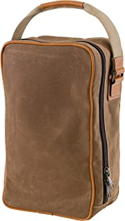 product image for BELDING American Collection Train Case Utility Overnight Bag, Tan