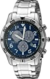 Citizen Men's BL5470-57L Stainless Steel Eco-Drive Watch