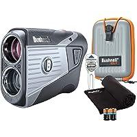 Bushnell Tour V5 (Standard) Golf Laser Rangefinder Patriot Pack PlayBetter Bundle | 2020 | +Carrying Case, Divot Tool…