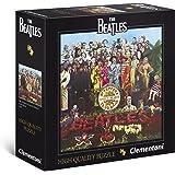 Clementoni 21301.6 - Puzzle - Beatles - Sgt. Pepper's Lonely Hearts - 289 Pièces
