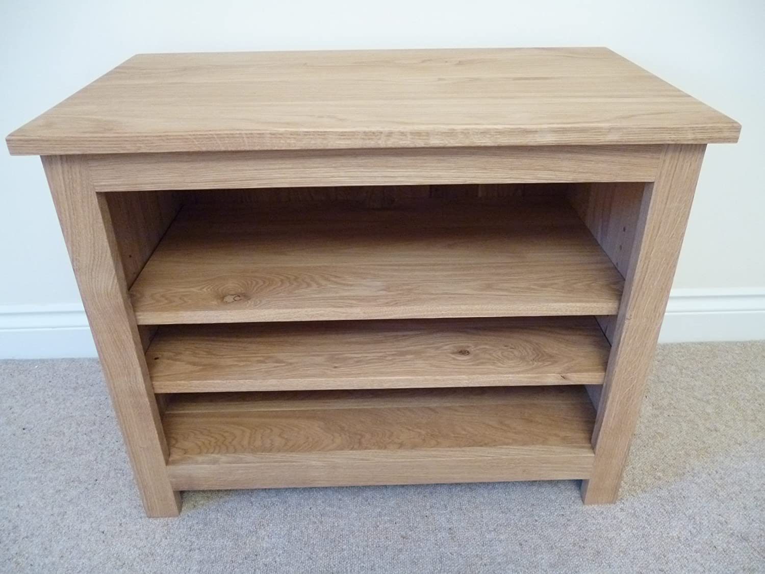 Really Good Collection Range Oak TV Unit, Stand Cabinet, 700x550mm 1  Adjustable Shelf, Ideal The Living Room Conservatory: Amazon.co.uk: Kitchen  U0026 Home