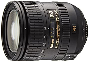 Review AF-S DX NIKKOR 16-85mm
