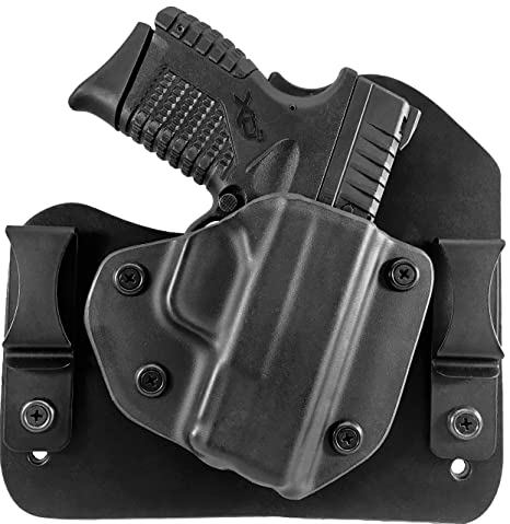 Everyday Holsters Springfield Armory XDs  45 ACP Hybrid Holster IWB Right  Hand