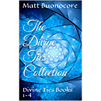 The Divine Ties Collection: Divine Ties Books 1-4 (English Edition)