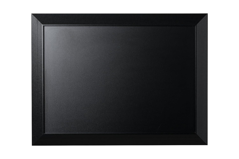1200 x 900 mm cadre noir Bi-Office Tableau noir classique
