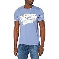 Jack & Jones Jjden tee SS Crew Neck Camiseta para Hombre