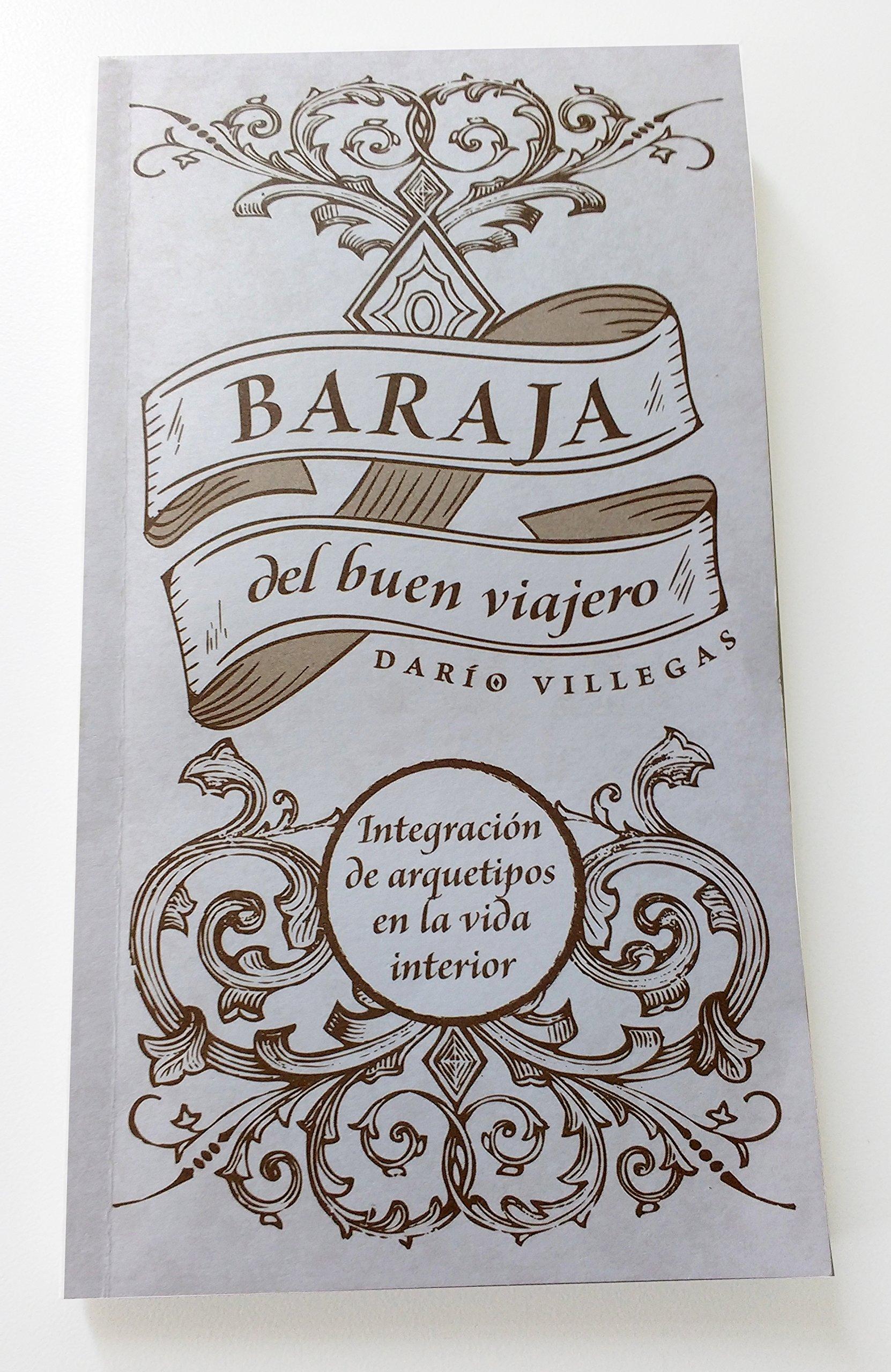 Baraja del Buen Viajero: Darío Villegas Ossa: 9789585812611 ...