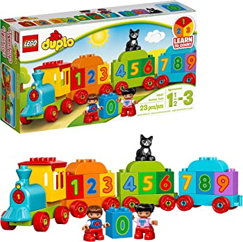 LEGO DUPLO 10847 Train Learning and Counting Toy