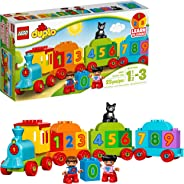 LEGO DUPLO My First Number Train 10847 Learning and Counting Train Set Building Kit and Educational Toy for 1 1/2-3 Year Olds