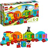 LEGO DUPLO My First Number Train 10847 Learning and Counting Train Set Building Kit and Educational Toy for 1 1/2-3 Year…