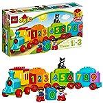 LEGO® DUPLO® My First Number Train 10847 Preschool Toy