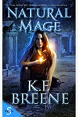 Natural Mage (Demon Days, Vampire Nights World Book 5) Kindle Edition