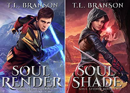 Soul Stones (2 book series) Kindle Edition
