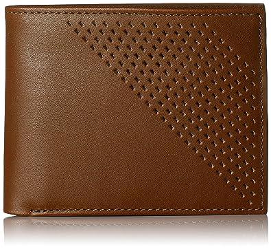 6e89c731940f38 Amazon.com: Fossil Herren Geldbörse ? Dom Rfid Bifold, Men's Wallet, Brown,  1.6x9.2200000000000006x11.76 cm (B x H T): Shoes