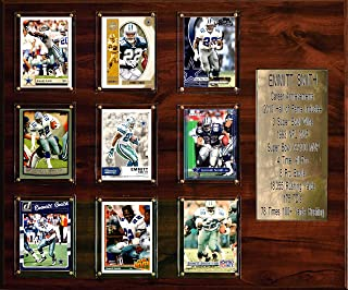 "product image for C & I Collectibles NFL 15""x18"" Emmitt Smith Dallas Cowboys Career Stat Plaque"