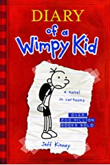 Diary of a Wimpy Kid (Diary of a Wimpy Kid, Book 1) Kindle Edition