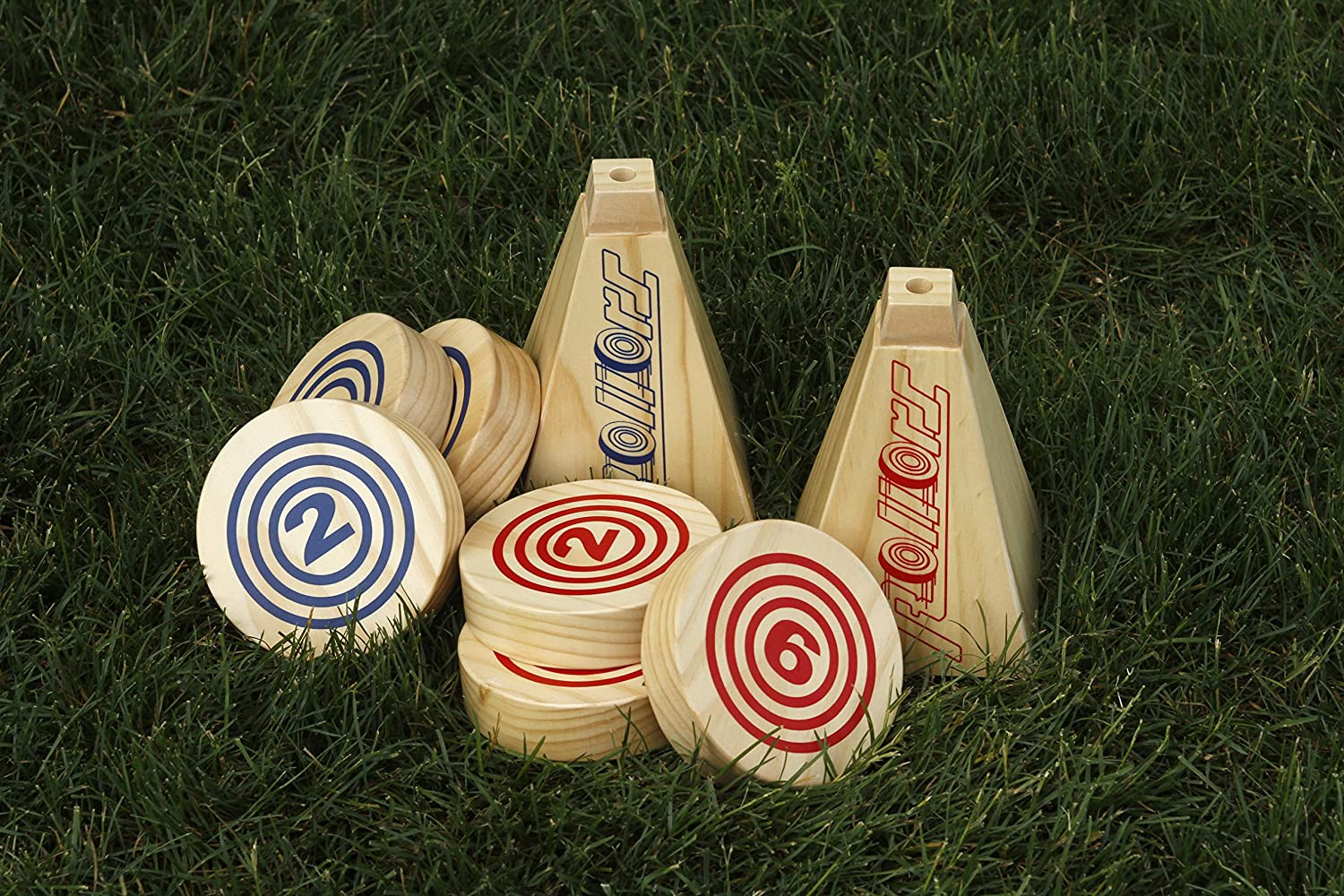 amazon com rollors backyard game for kids groups of all ages