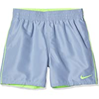"NIKE Solid Lap Volley Short 4"" -Lbf4 Ness9654"