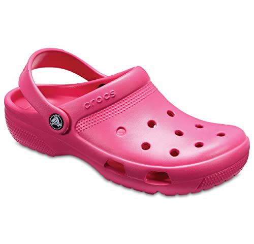 6344fd69adea9 Crocs Unisex Adult Crocs Coast Clogs Pink  Buy Online at Low Prices in  India - Amazon.in