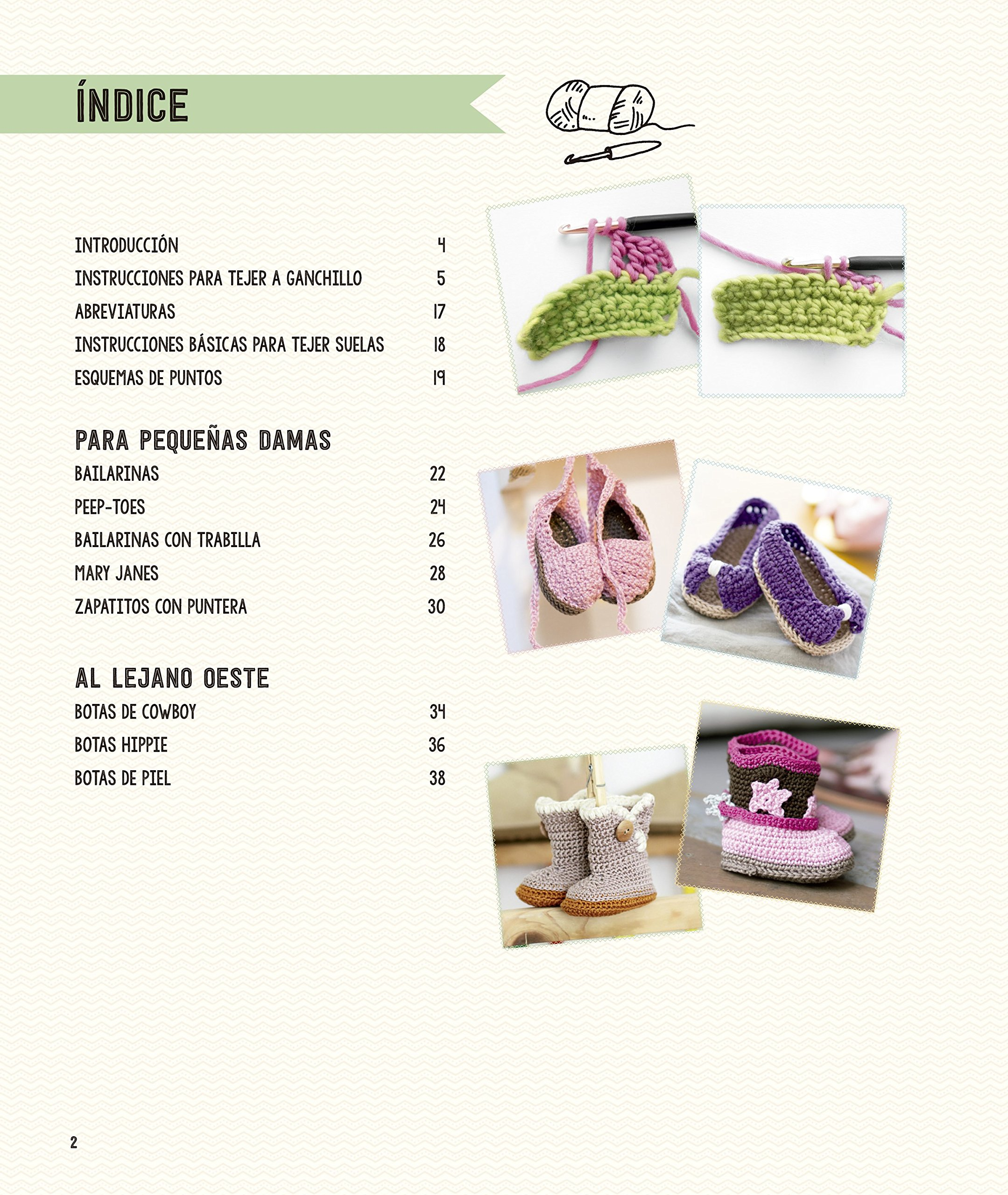 Patucos de ganchillo para bebés: LUCIA FORTHMANN: 9788498745238: Amazon.com: Books
