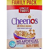 UNCLE TOBYS Cheerios Multigrain Cereal, 580g