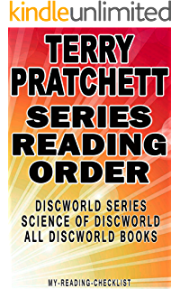 TERRY PRATCHETT SERIES READING ORDER MY CHECKLIST DISCWORLD THE SCIENCE