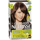 Garnier Nutrisse Permanent Hair Colour 5 Chocolate Brown